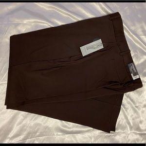 Apt. 9 Brown Dress Pants Size 14
